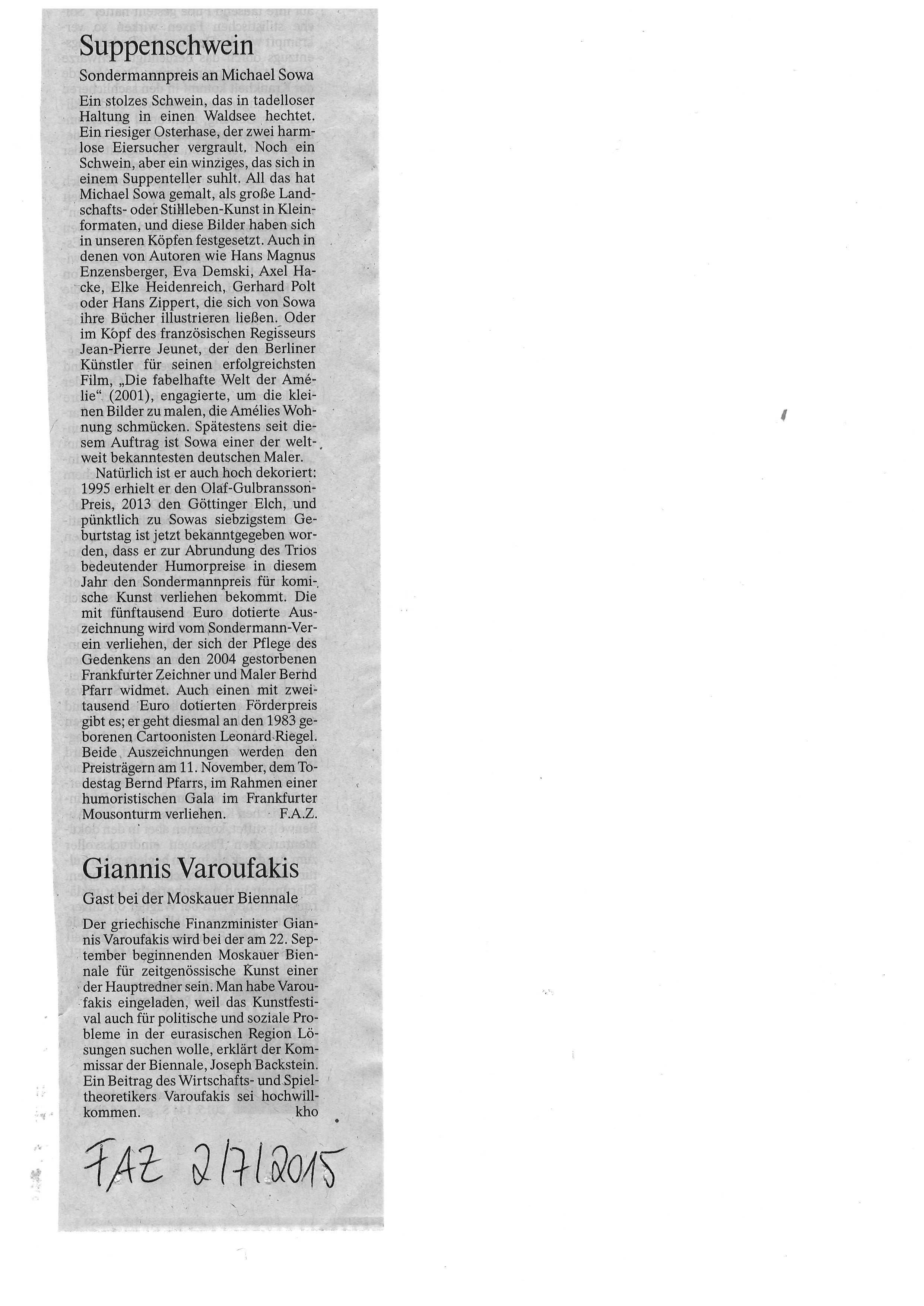 Allgemein – Seite 7 – Sondermann e.V.